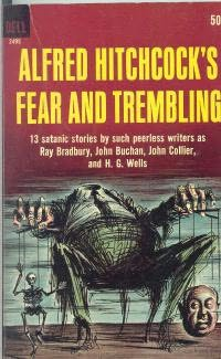 book cover of Fear and Trembling