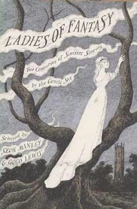 book cover of Ladies of Fantasy