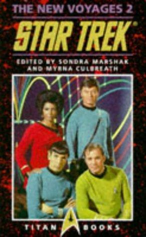book cover of Star Trek The New Voyages: 2