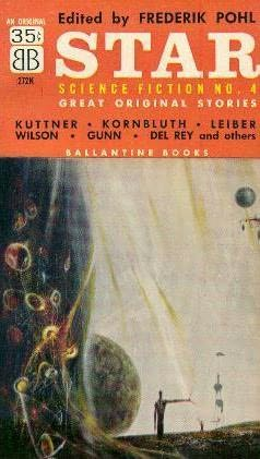 book cover of Star Science Fiction Stories No. 4