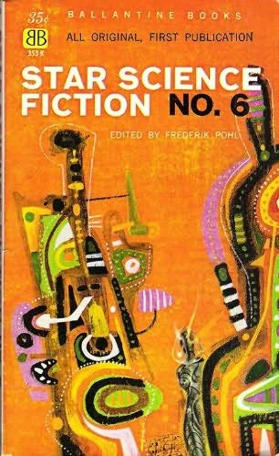 book cover of Star Science Fiction Stories No. 6