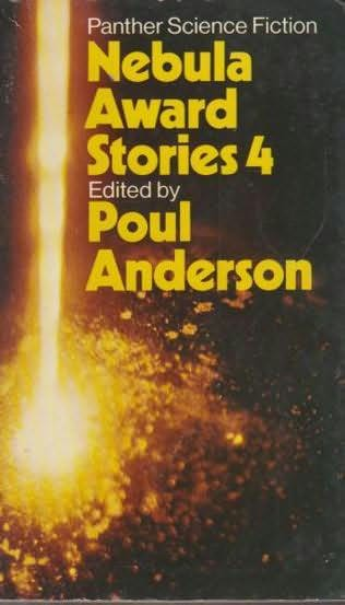 book cover of Nebula Award Stories 4