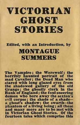 book cover of Victorian Ghost Stories