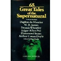book cover of Sixty-Five Great Tales of the Supernatural