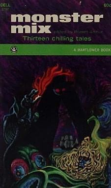 book cover of Monster Mix