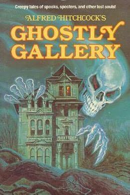 book cover of Alfred Hitchcock\'s Ghostly Gallery