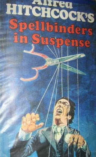 book cover of Spellbinders in Suspense