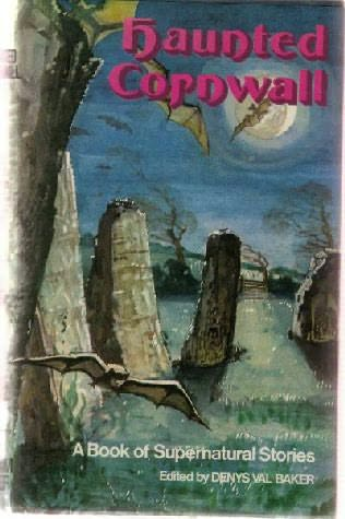 book cover of Haunted Cornwall