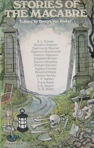 book cover of Stories of the Macabre