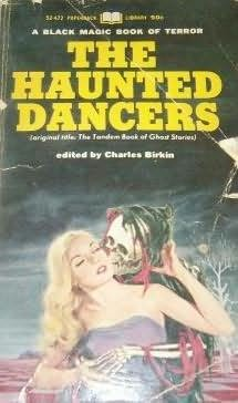 book cover of The Tandem Book of Ghost Stories