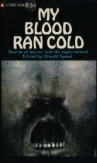 book cover of My Blood Ran Cold