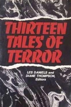 book cover of Thirteen Tales of Terror