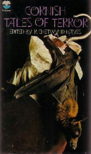 book cover of Cornish Tales of Terror