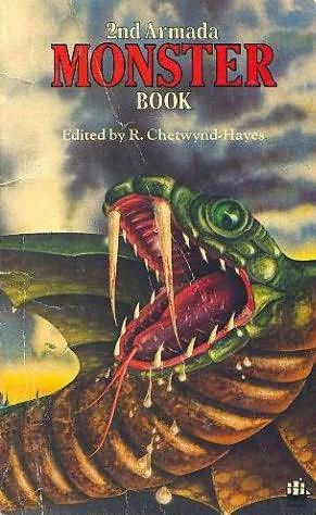 book cover of The 2nd Armada Monster Book