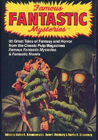 book cover of Famous Fantastic Mysteries