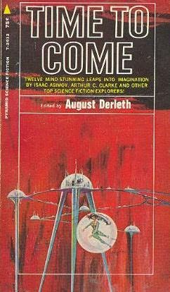 book cover of Time to Come