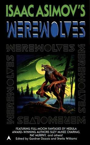 book cover of Isaac Asimov\'s Werewolves