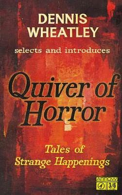 book cover of Quiver of Horror
