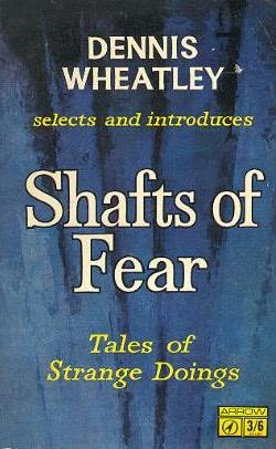 book cover of Shafts of Fear
