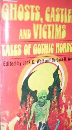 book cover of Ghosts, Castles, and Victims
