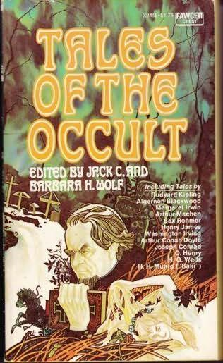 book cover of Tales of the Occult