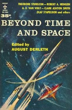 book cover of Beyond Time and Space