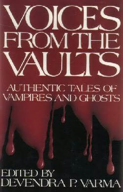 book cover of Voices from the Vaults