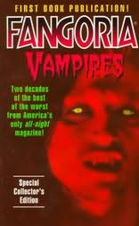 book cover of Fangoria Vampires