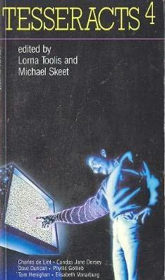book cover of Tesseracts 4