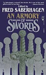 book cover of An Armory of Swords
