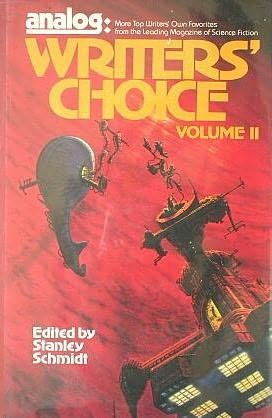 book cover of Analog Writers\' Choice Volume 2