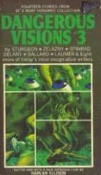 book cover of Dangerous Visions 3