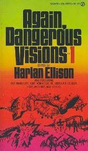 book cover of Again Dangerous Visions Book 1