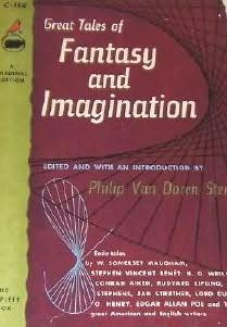 book cover of Great Tales of Fantasy and Imagination