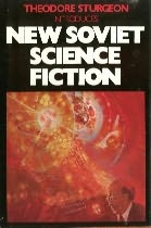 book cover of New Soviet Science Fiction