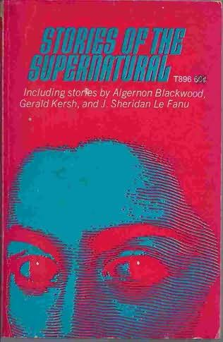 book cover of Stories of the Supernatural