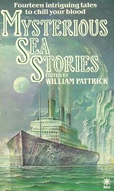 book cover of Mysterious Sea Stories