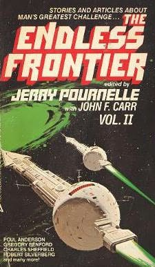 book cover of The Endless Frontier