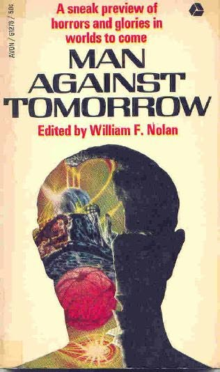 book cover of Man Against Tomorrow