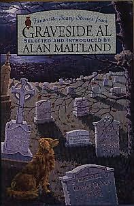book cover of Favourite Scary Stories from Graveside Al