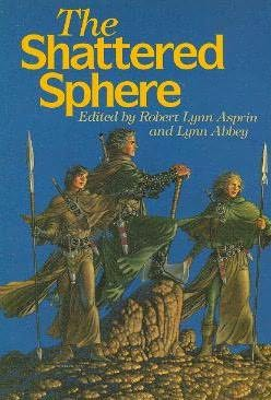 book cover of The Shattered Sphere