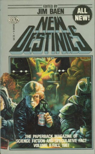 book cover of New Destinies, Vol. II
