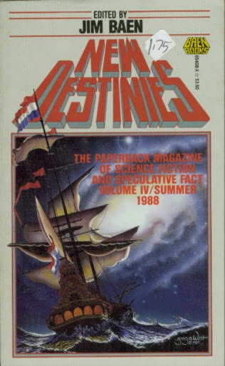 book cover of New Destinies, Vol. IV