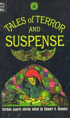 book cover of Tales of Terror and Suspense