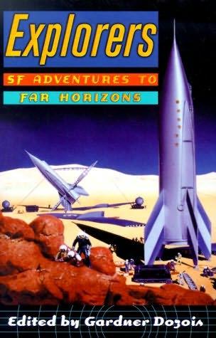 book cover of Explorers
