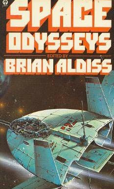 book cover of Space Odysseys