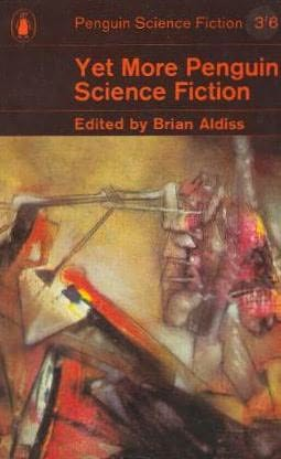 book cover of Yet More Penguin Science Fiction