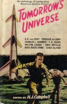 book cover of Tomorrow\'s Universe