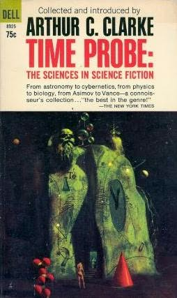 book cover of Time Probe