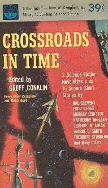 book cover of Crossroads in Time
